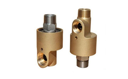 High speed cooling water rotary joint/brass rotary union