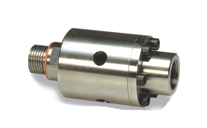High pressure high speed hydraulic rotary joint