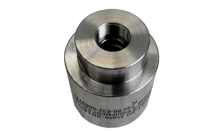 High speed hydraulic rotary joint with thread connection