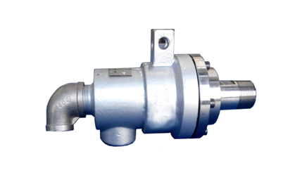 High temperature hot oil rotary joint